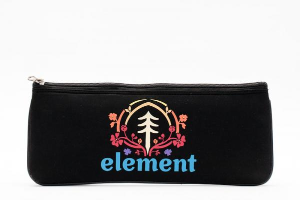 Element stationery pencil bag produced by Dongguan yestar neoprene gifts co. ltd