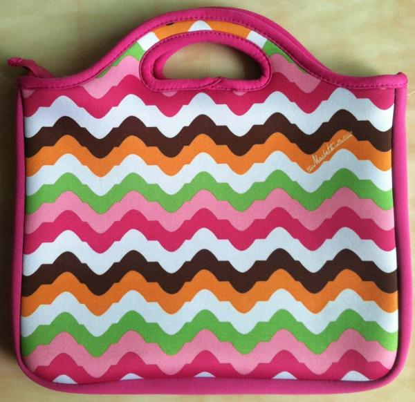 Colorful wave tablet case 10