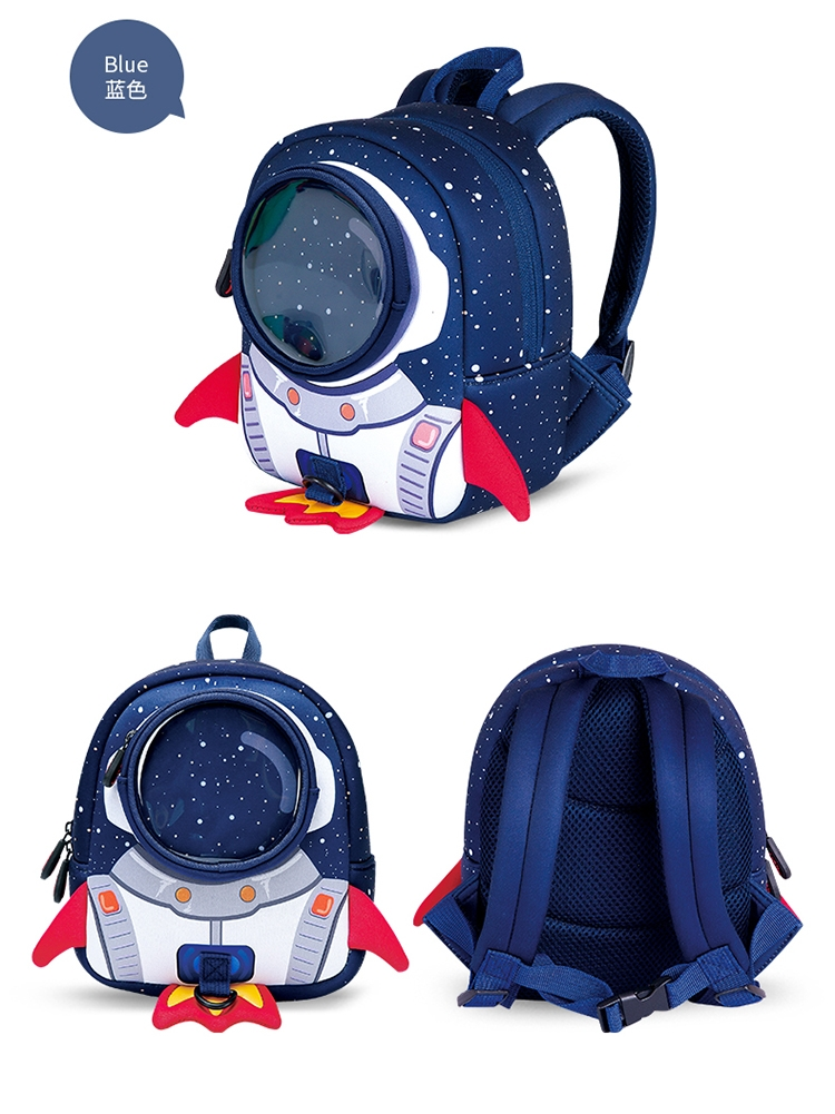 neoprene kids backpack for preschooler